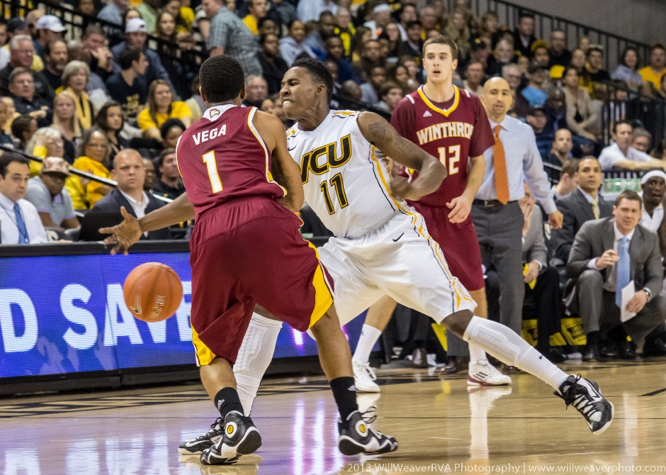VCU vs. Winthrop-14