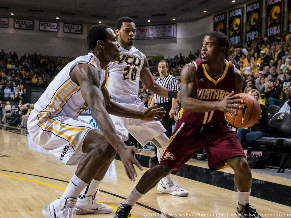 VCU vs. Winthrop-19