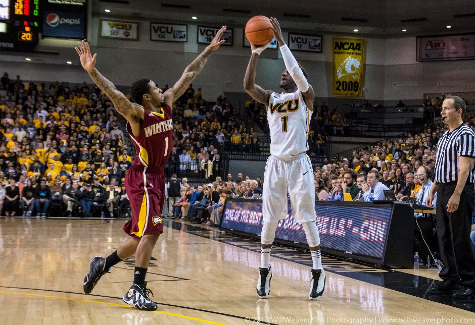 VCU vs. Winthrop-20