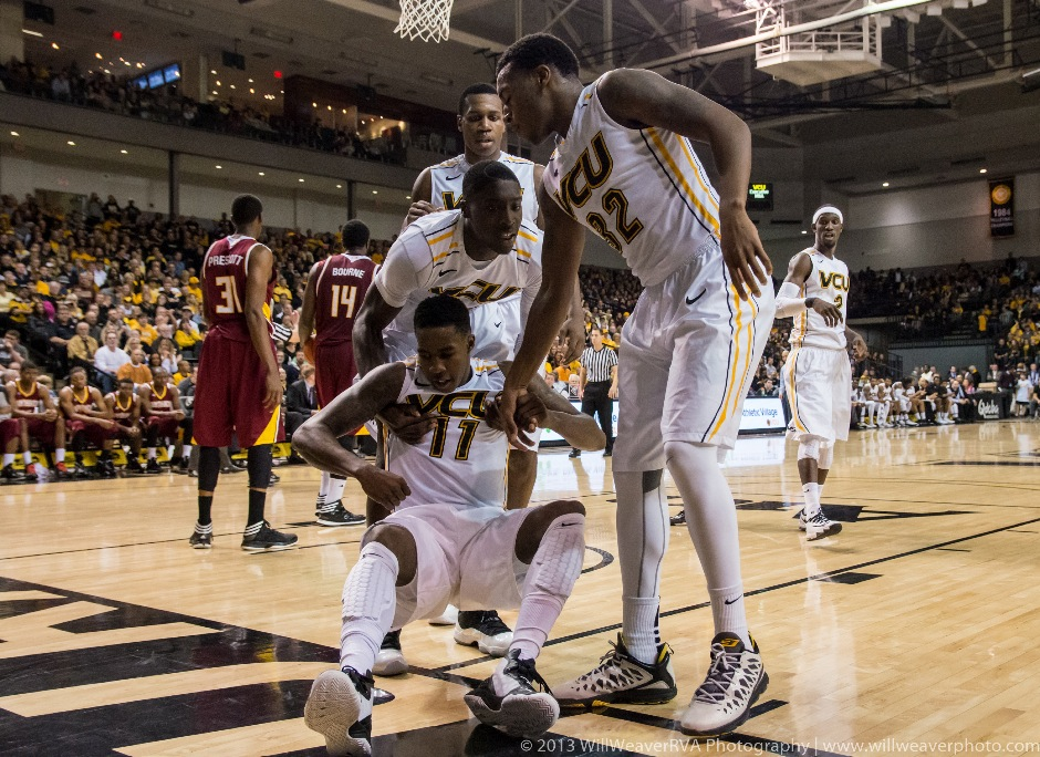 VCU vs. Winthrop-24