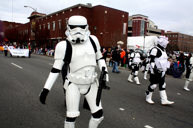 photos 2013 richmond christmas parade