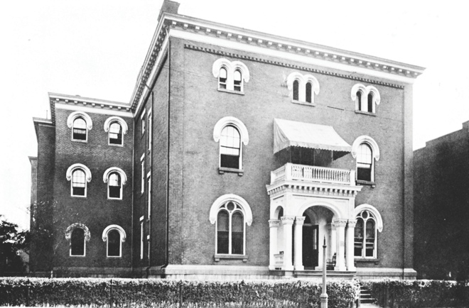 1918 Clay St location