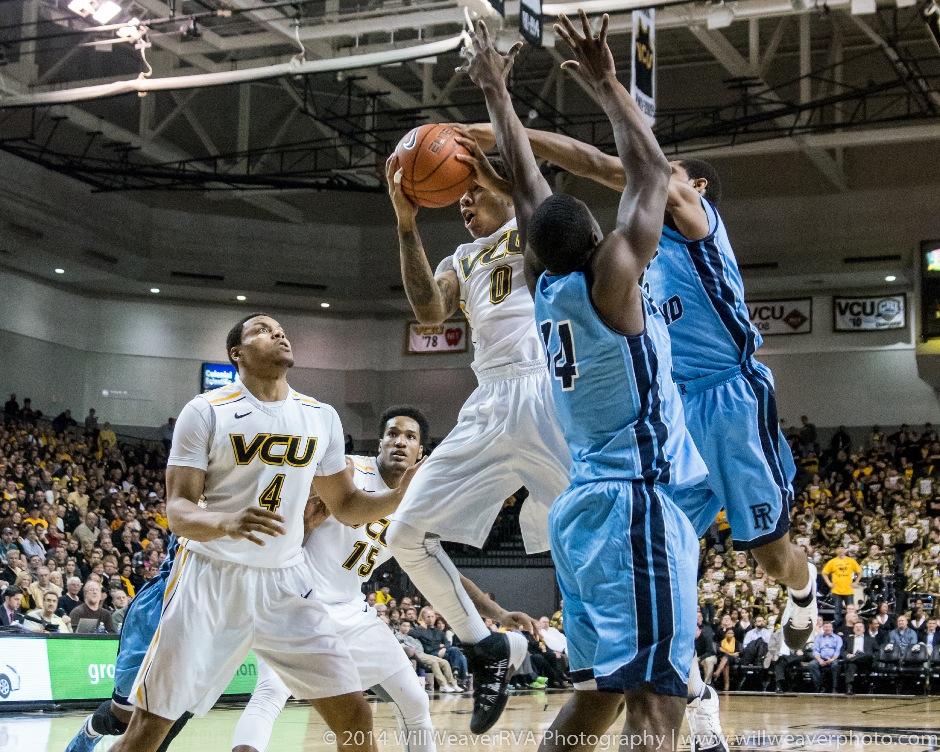 VCU vs. Rhode Island-28