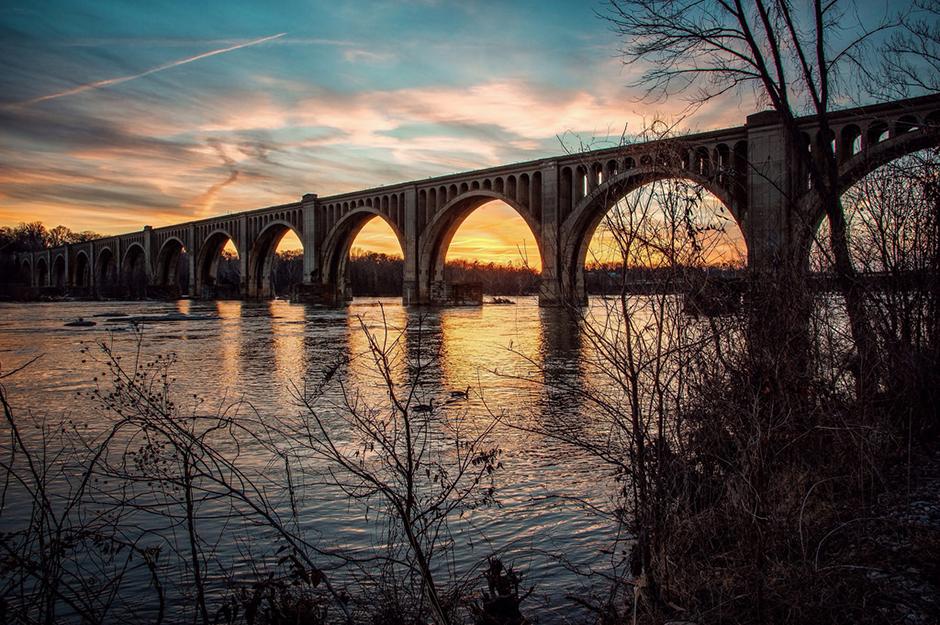sunsetbridge