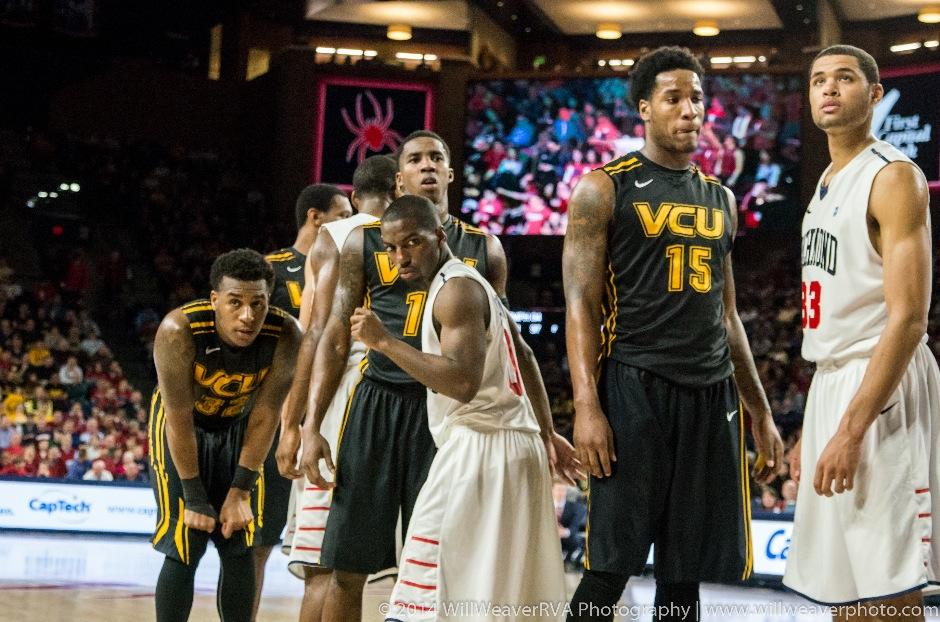 VCU vs Richmond (Away) (107 of 120)
