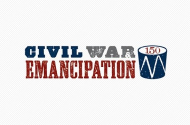 Civil War & Emancipation logo