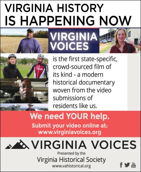 Virginia Voices ad
