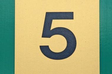 5Things--2014.05.29