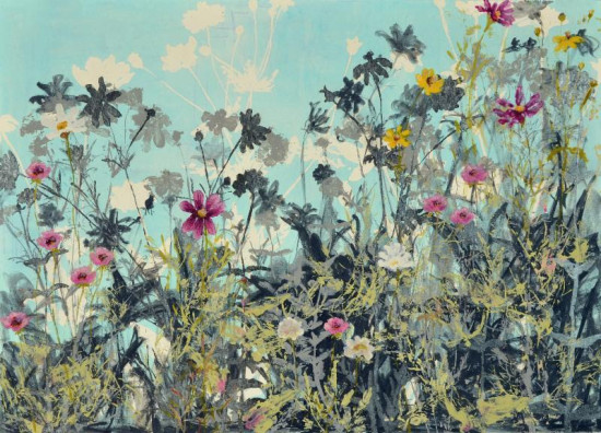 Early Summer Wildflowers by Tenley Beazley at Quirk Gallery