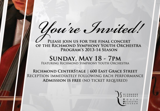 Richmond Sympony Youth Orchestra