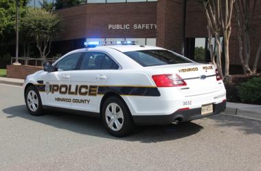 Henrico Police Cruiser