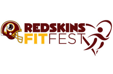 Redskins Fit Fest Logo