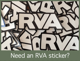 Buy an RVA sticker, just $2