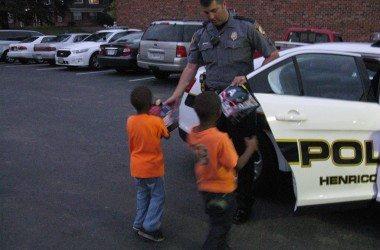 Henrico Police act of kindness