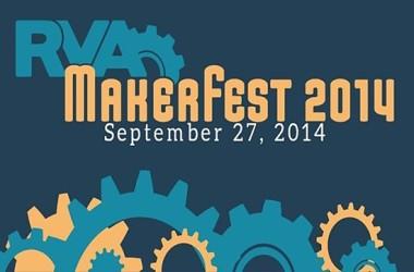 RVA MakerFest 2014 logo