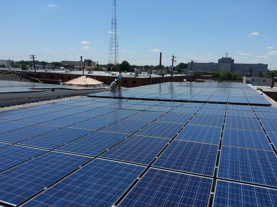 Scott's Edge Solar Panels