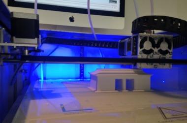 3D printer at VMFA