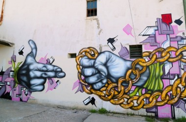 Ham mural Run the Jewels