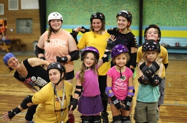 Junior Roller Derby league