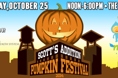 Scott's Addition Pumpkin Festival
