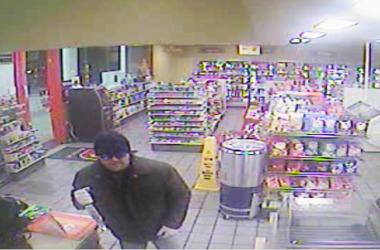 Parham Road robbery suspect