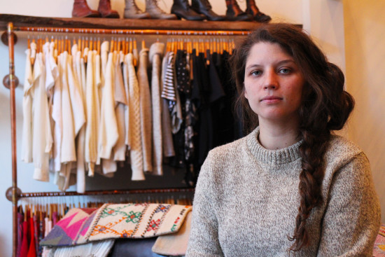 Ashley Carruthers and Rosewood Clothing Co