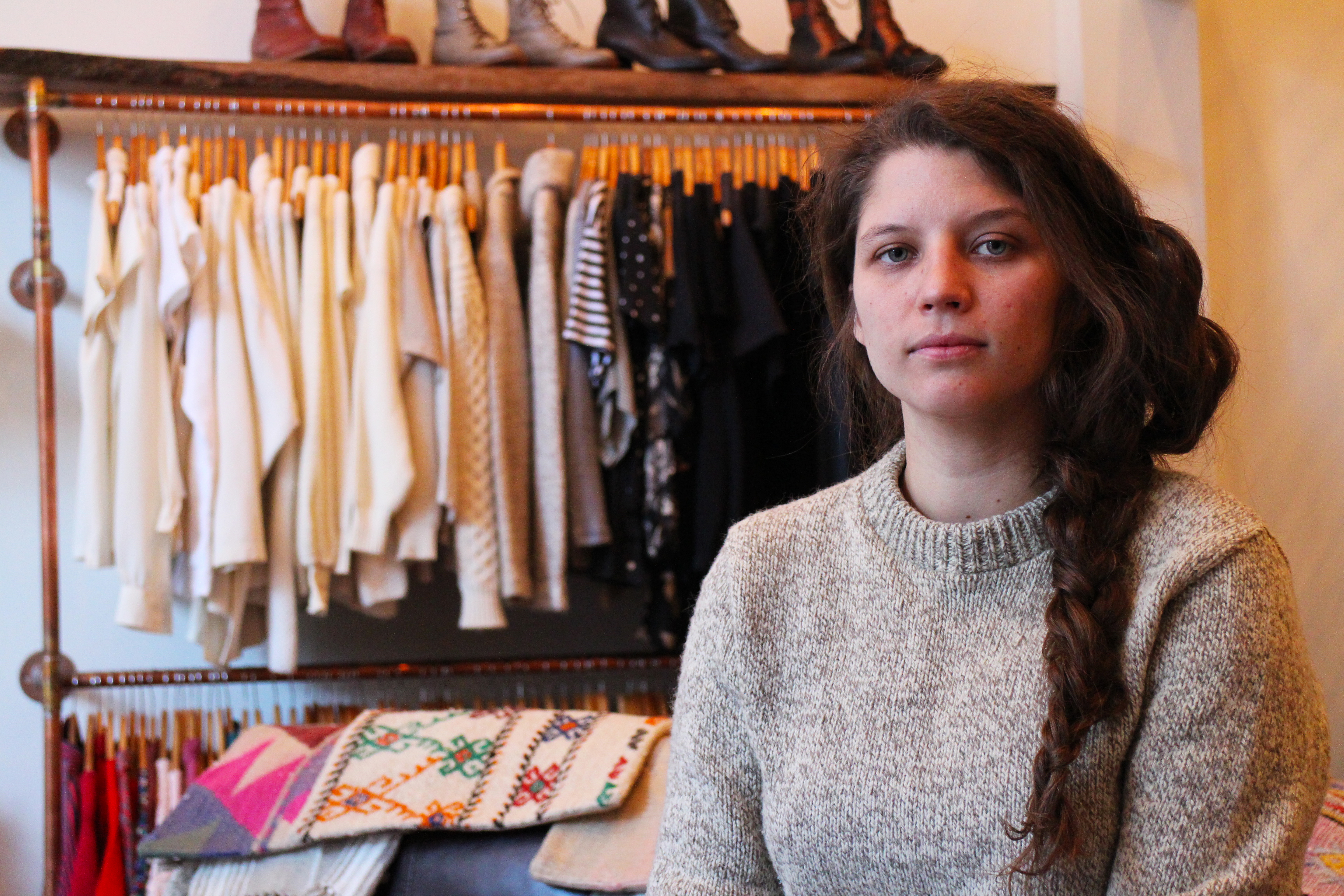 Ashley stewarts clothing store