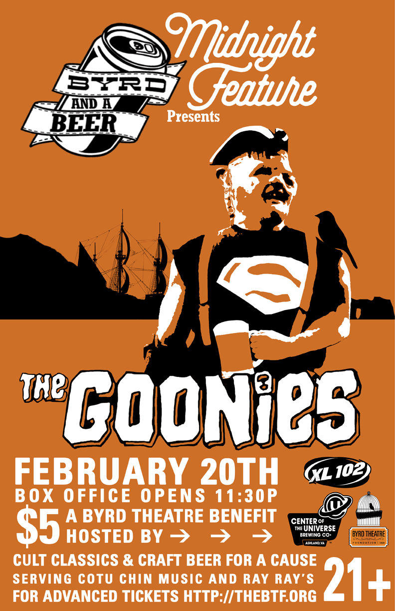 The Goonies at The Byrd
