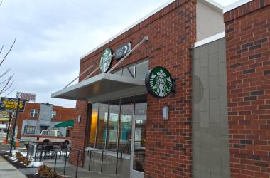 Starbucks Boulevard