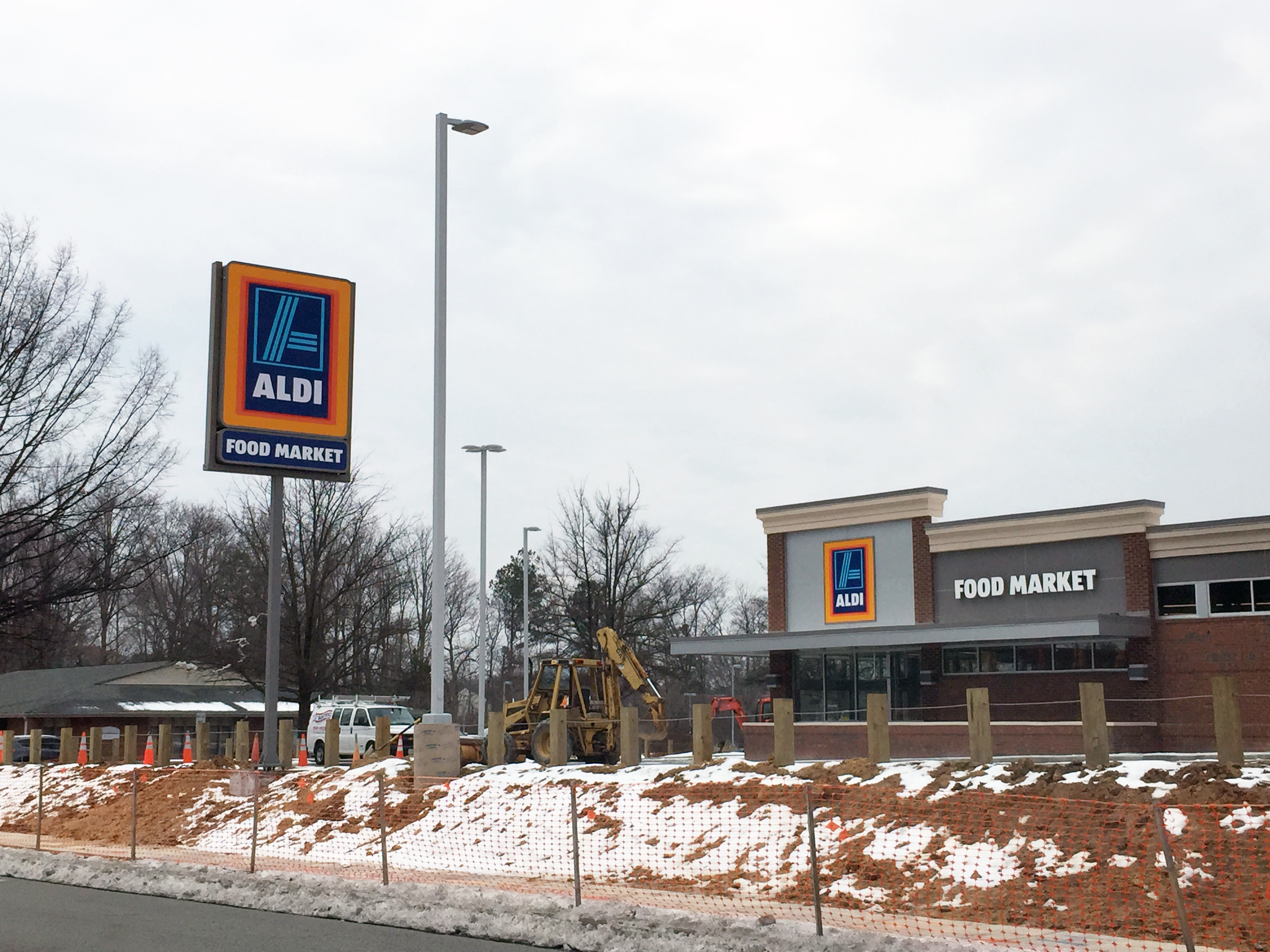 Aldi S Food Stores West Chesterfield Va