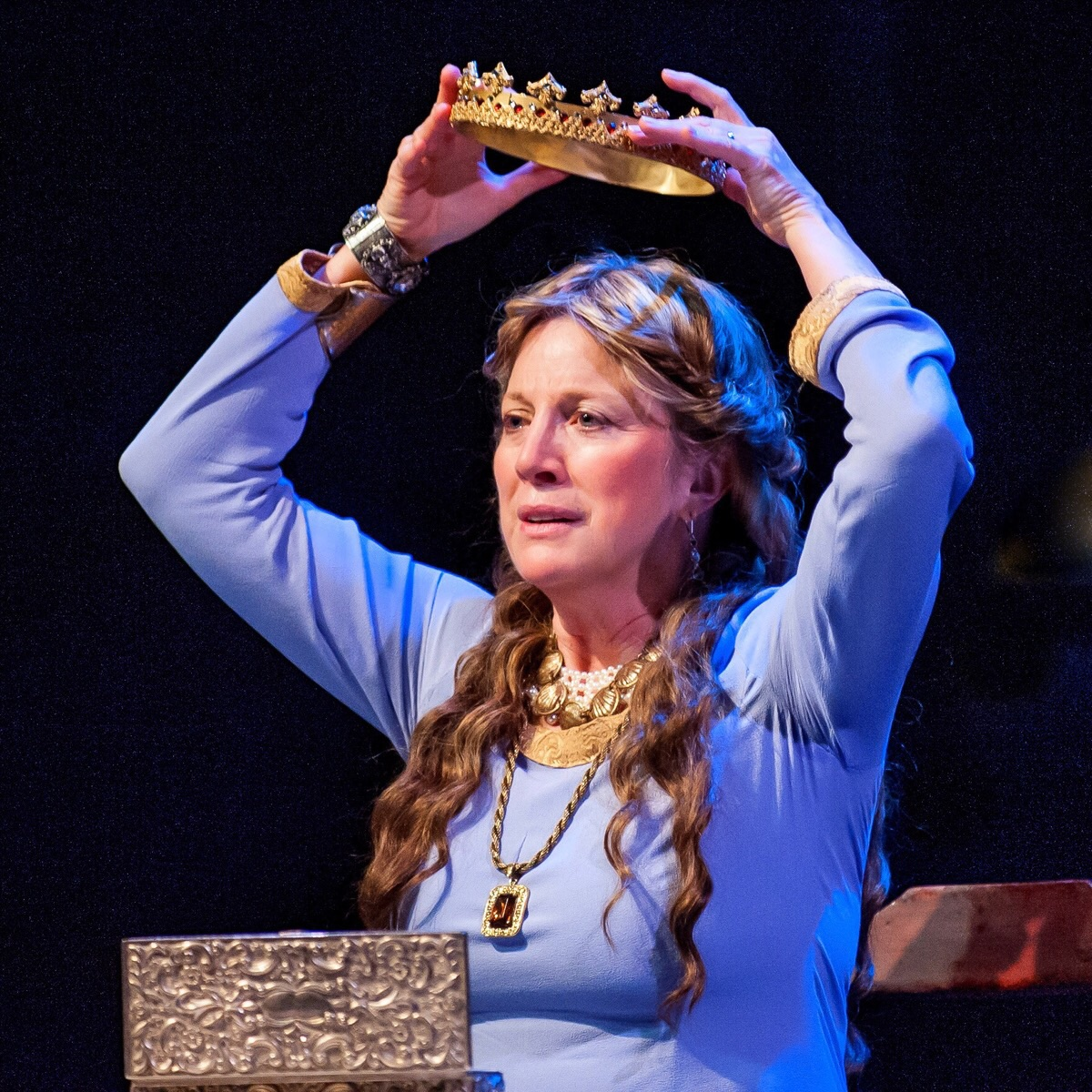 Melissa Johnston Price (Eleanor of Aquitaine)