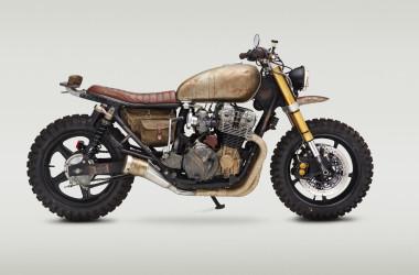Daryl's New Bike The Walking Dead