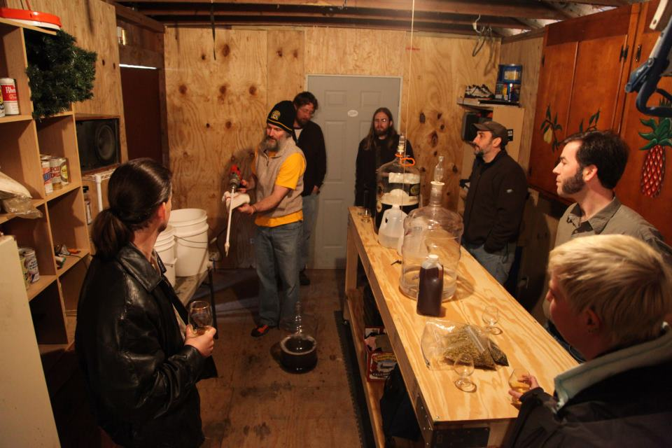 The RVA Mead Lab. Photo: Marc Cheatham