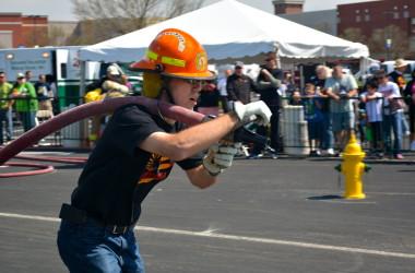 Virginia Firefighter Games