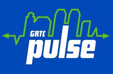 GRTC pulse logo