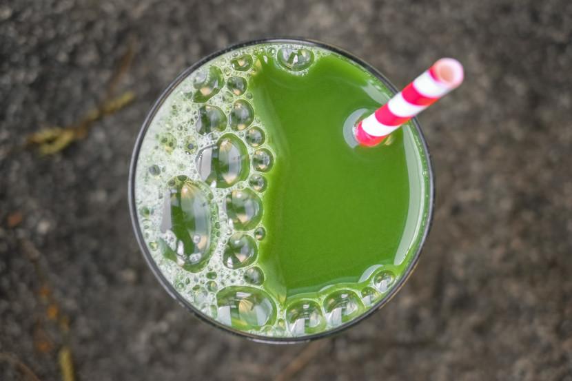 Ginger Juice - green