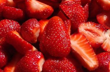 Strawberries--2015.05.01