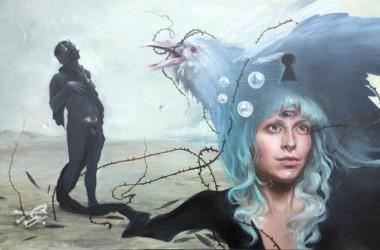 Ghost print Gallery Catherine Brooks