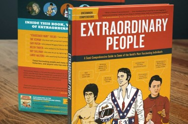 Extraordinary People Book Cover