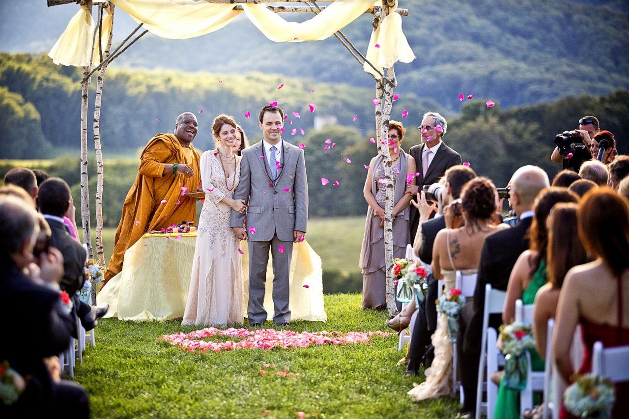 first wedding oana and jesse