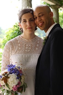 Ellie and Kwan Burke. Photo by Jenny Lamphire.