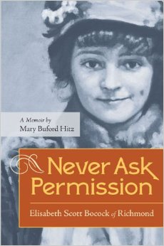never ask permission book cover