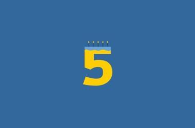 5Things--2015.06.04