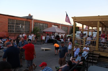 Red, White, & Brew Block Party