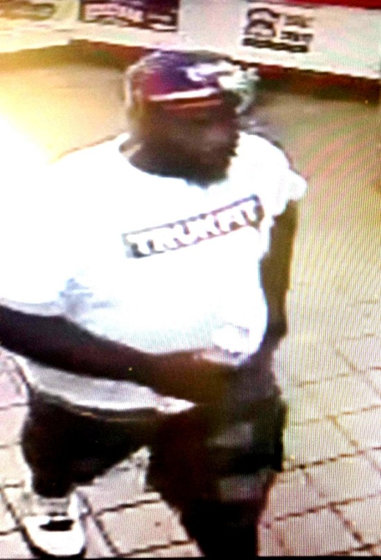 Attempted robbery suspect 4