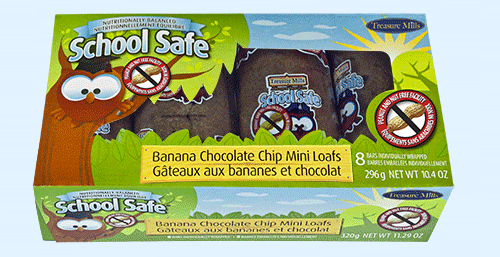 """Exhibit A: """"Safe"""" is a relative term that should not be used to sell snacks."""