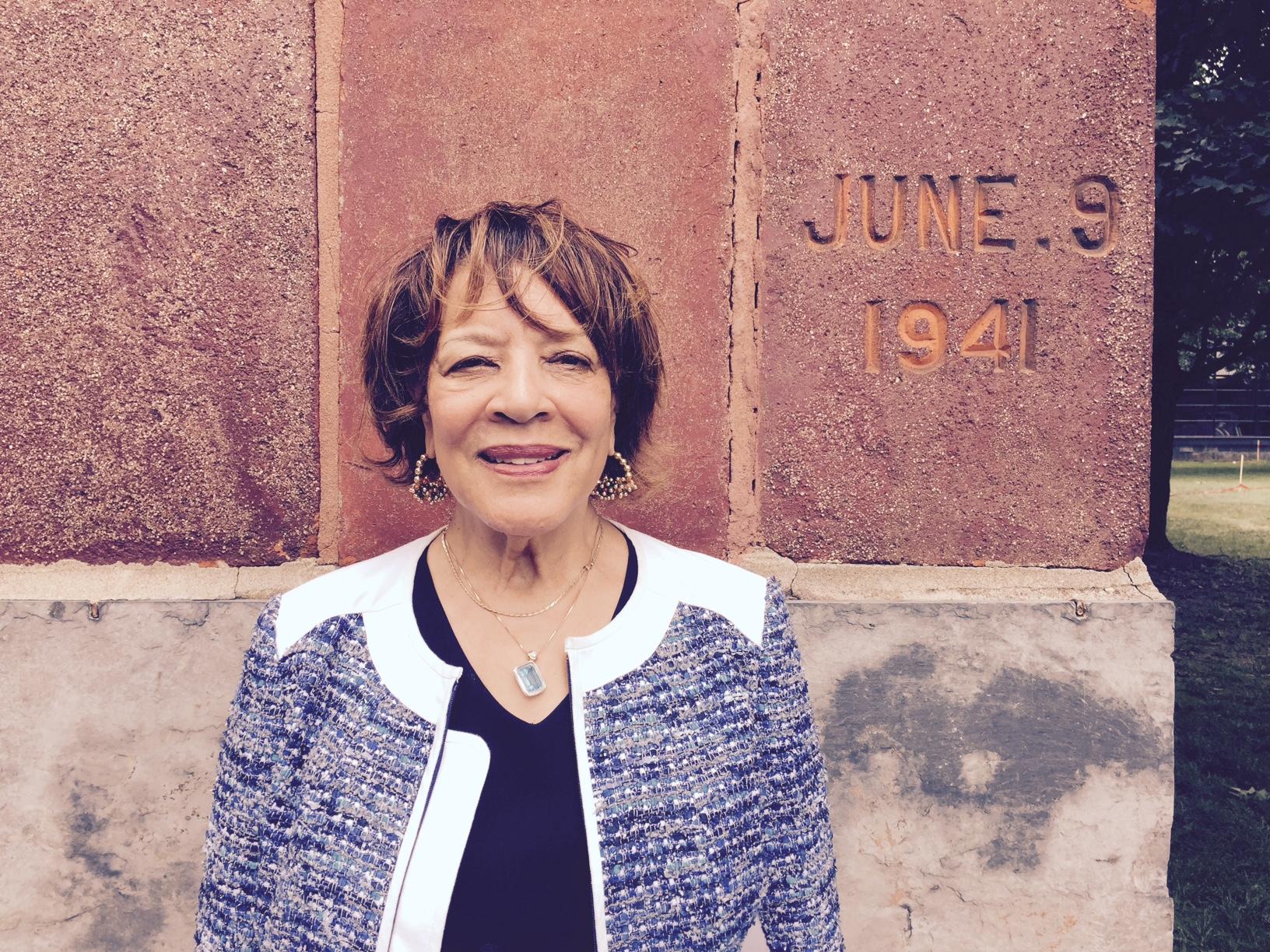 Dianne Watkins in 2015
