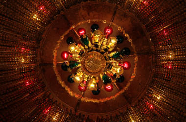 byrd ceiling chandelier