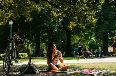 vcu student bike phone