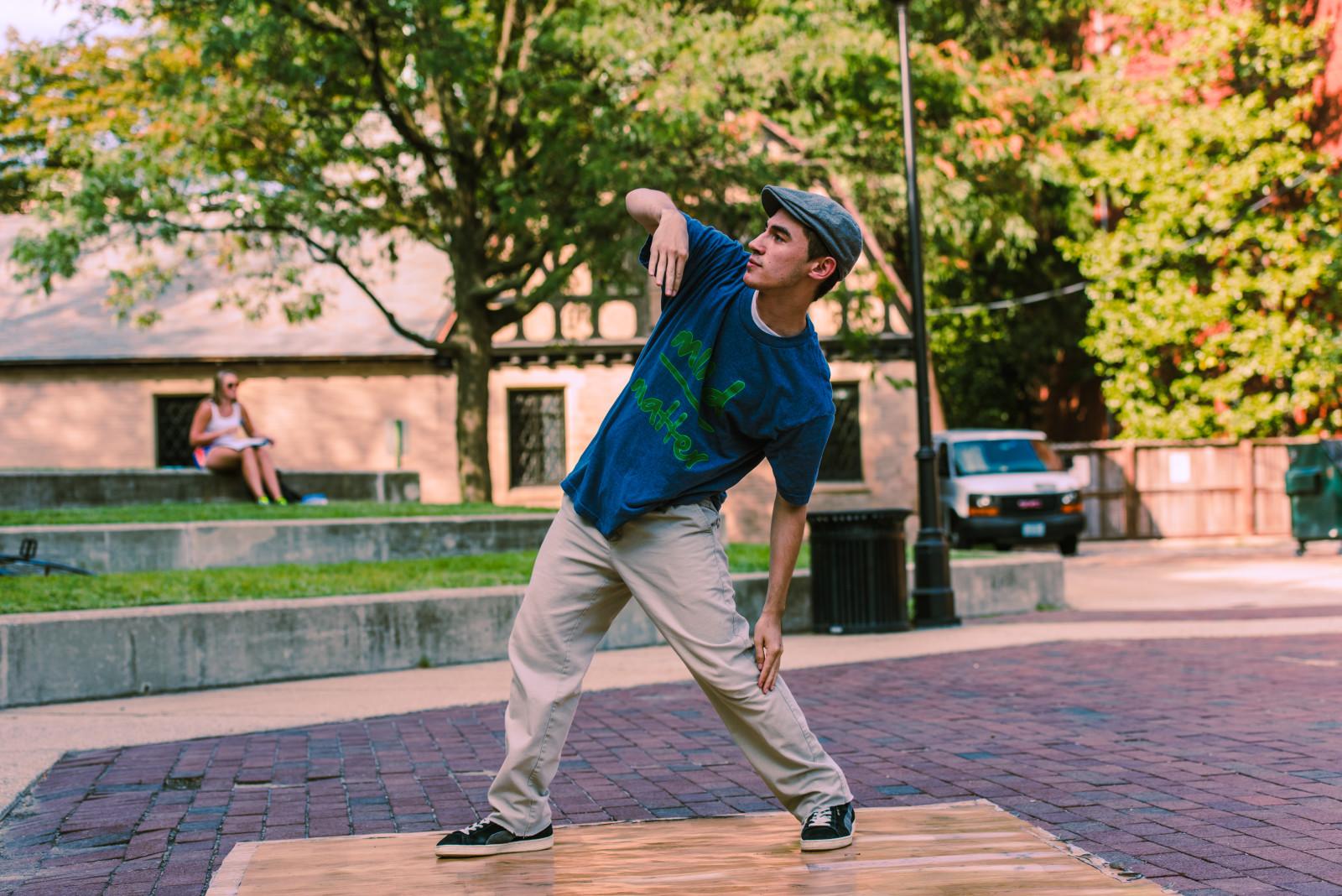 vcu student dance